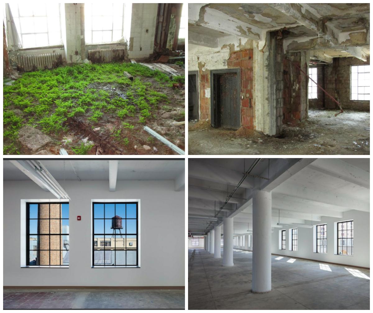6 Abandoned Landmarks Getting New Lives