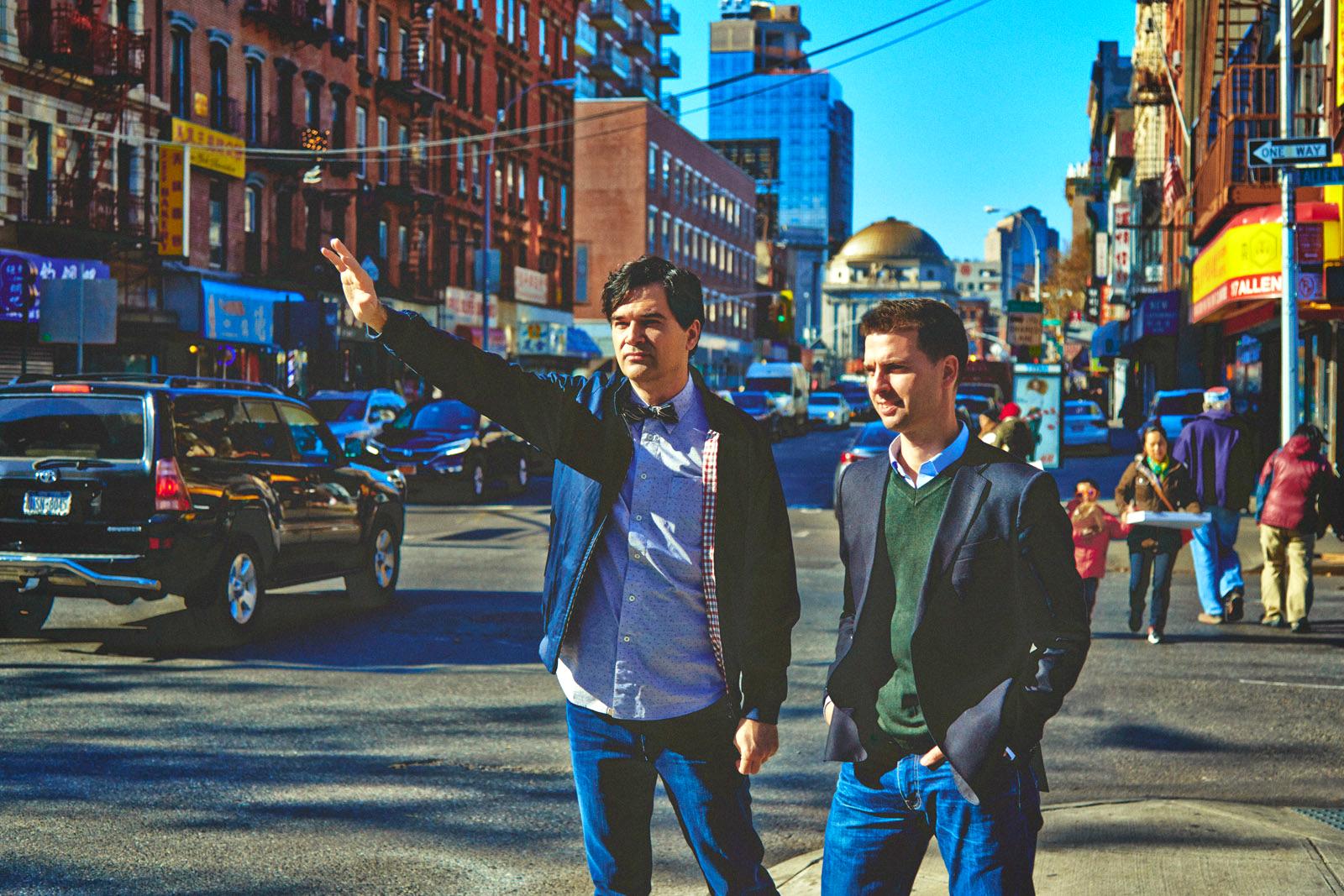 Bowery Boys