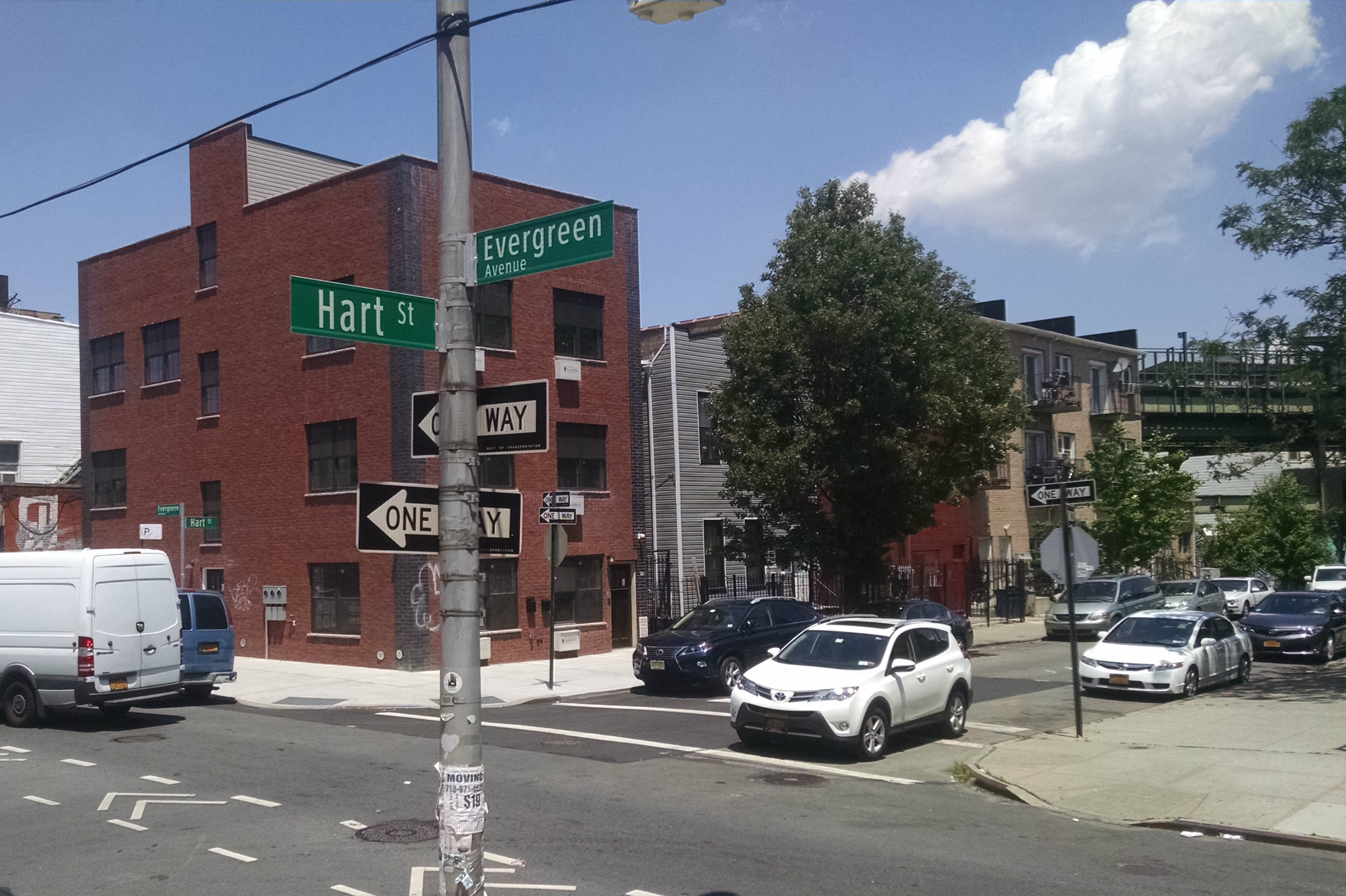 Evergreen Avenue