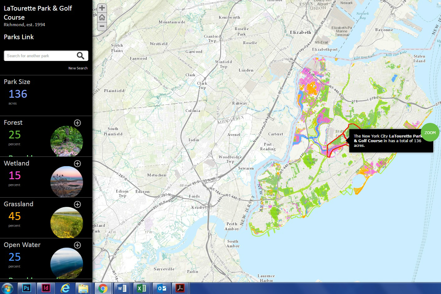 MAP: Find the Wilderness in New York City - Pelham Bay - New ...