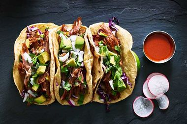 From traditional flavors to inventive fillings, these taco spots are pulling out all the stops for National Taco Day.
