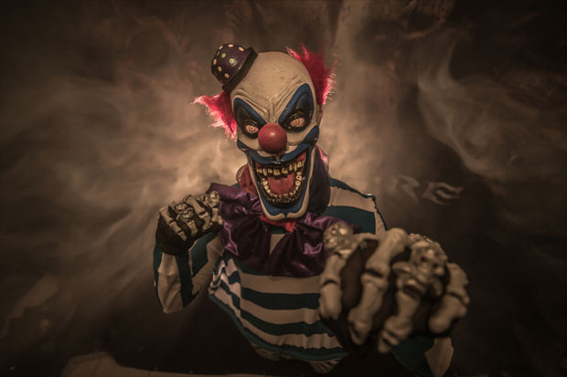 Scary Animals That Are Real 'Clown Threat' Against...
