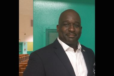 The chairman of Community Board 9 in Brooklyn, Demetrius Lawrence, has resigned from the position as of Tuesday.