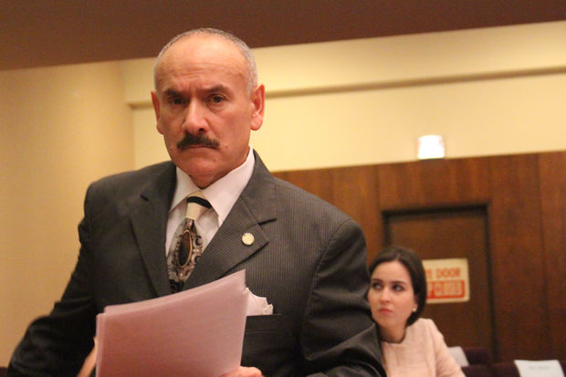 Ald. Ariel Reboyras, chairman of the Public Safety Committee, shepherded the police-reform package.