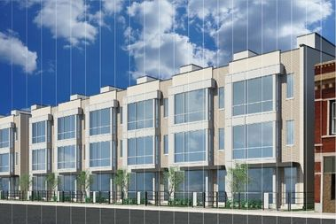 SNS Group has released renderings for the proposal at 4740 N. Clark St.