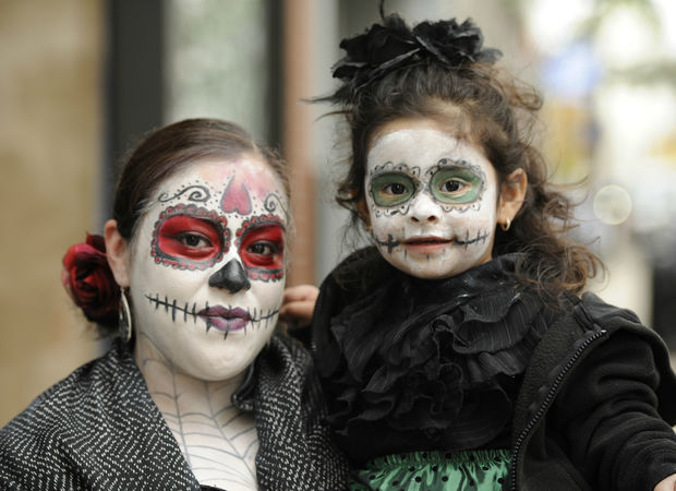 The annual Clark Street Spooktacular lives up to its name.