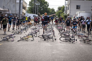 The North American Cycle Courier Championships come to Brooklyn this weekend.