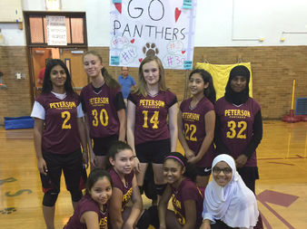 Go Panthers! Peterson Elementary jumped to a Level 1+, the highest school quality rating in CPS.