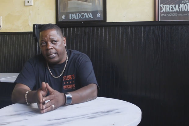 Derek Rylon said he's considering opening a barbecue restaurant in Bronzeville, but has no plans to expand his popular brunch spot, Batter and Berries.