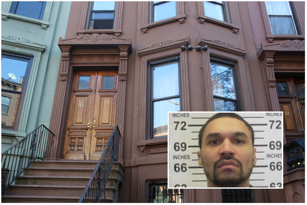 Ernest Jacobs was arrested Oct. 5 after a search of his St. John's Place brownstone turned up weapons, cocaine, marijuana and more than $4,000 in cash, authorities said.