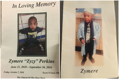 """ZyZy""—his family nickname—was also ""playful, loving…with a smile that would captivate anyone's heart,"" his obituary read."