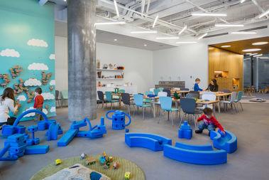 Brooklyn Children's Museum will open an annex in Brooklyn Bridge Park, officials said.