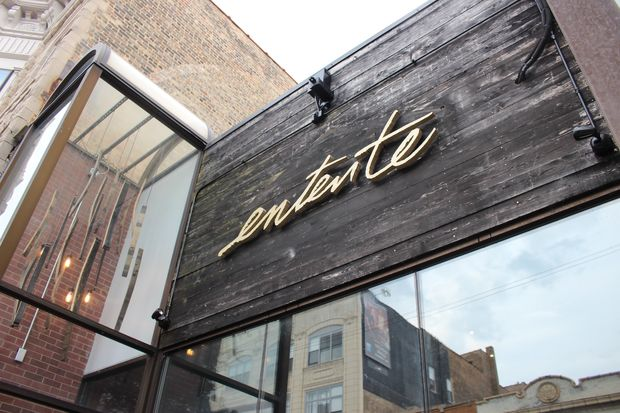 Entente will replace sushi restaurant Ani, opening Thursday on Lincoln Avenue.