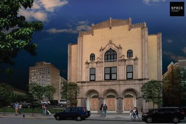 The Cedar Street-owned building at 5029 N. Kenmore Ave. is slated to become a 40-unit apartment building.