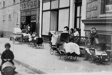 Margaret Sanger's birth control clinic was located at 46 Amboy St. in Brownsville, Brooklyn.