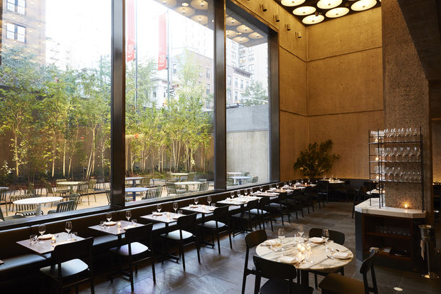 Met Breuer 39 S New Seafood Restaurant Opens Tuesday Upper East Side New