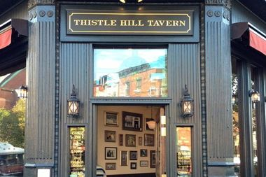 Thistle Hill Tavern will close soon. Pork Slope closed Oct. 3.