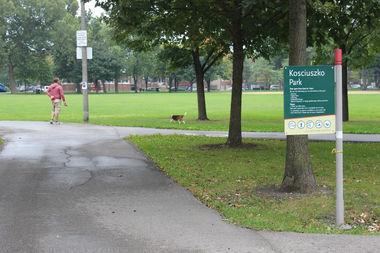 Kosciuszko Park, 2732 N. Avers Ave.