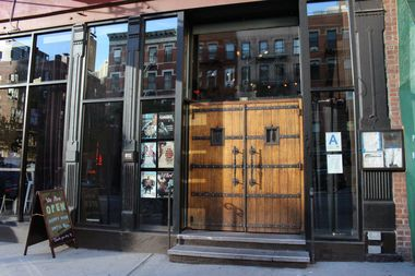 Rise bar at 859 Ninth Ave., near West 56th Street.