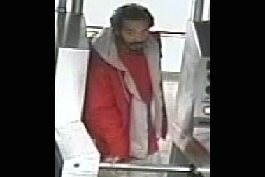 The NYPD released this photo of the man they believe punched a train conductor in Crown Heights on Oct. 4.