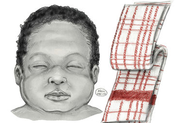 Police Release Sketch of Baby in 1993 Crown Heights Cold Case Murder