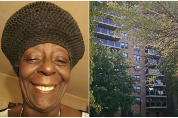 Deborah Danner, 66, was shot to death in her Castle Hill apartment.