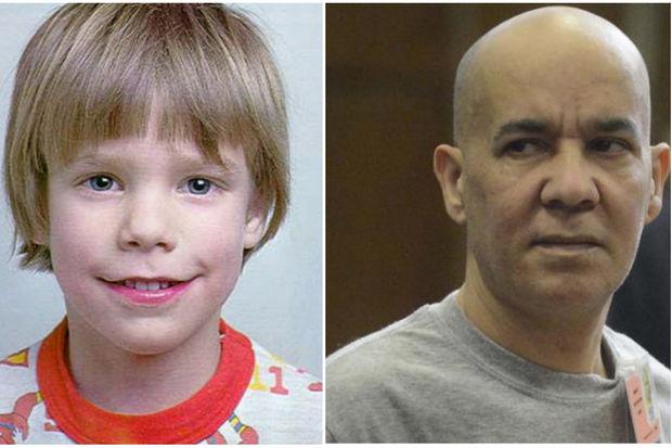 Pedro Hernandez (right) is accused of killing 6-year-old Etan Patz in 1979.