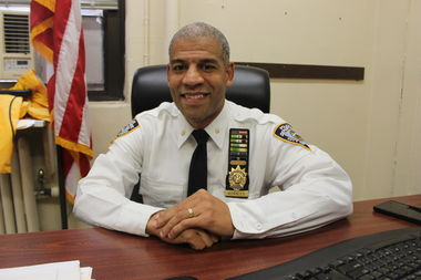 Deputy Inspector Ernest Morales has taken over as the new commander of the 42nd Precinct in the South Bronx.