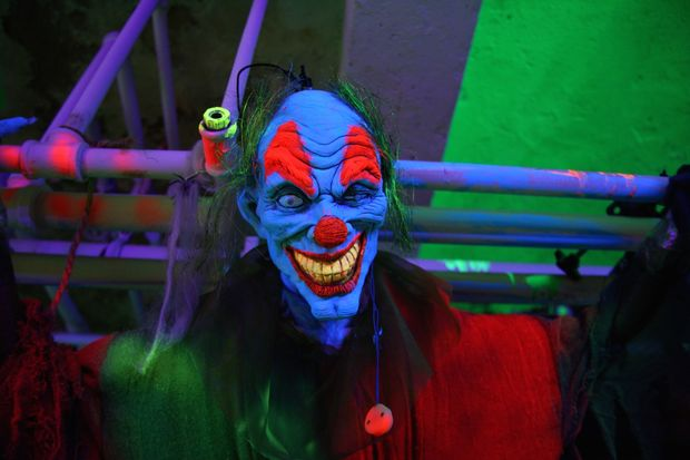 The 78th Precinct Will Host A Free Haunted House Including Creepy Clown Room