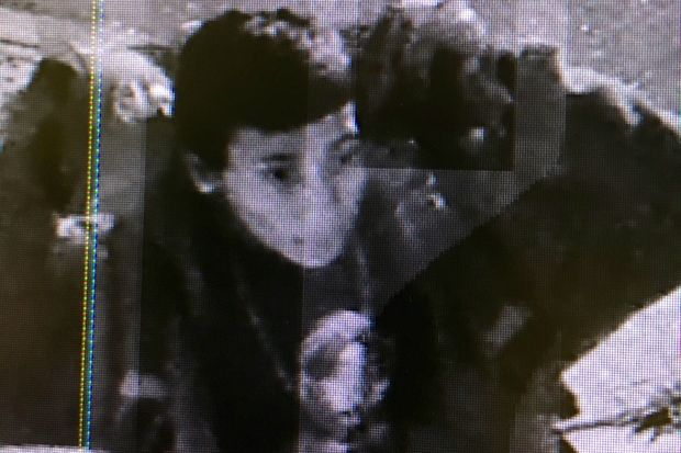 Police have released a photo of this suspect in a non-fatal shooting that occurred in Jamaica early Sunday morning.