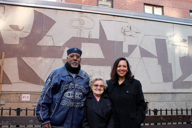 A new nonprofit is fundraising to restore public art at Wise Towers on West 91st Street.