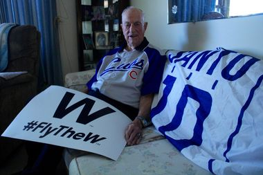 Sauganash resident and Chicago Cubs super fan Don Savage, 99, will join ABC7 sports anchor Dionne Miller as a grand marshal of the