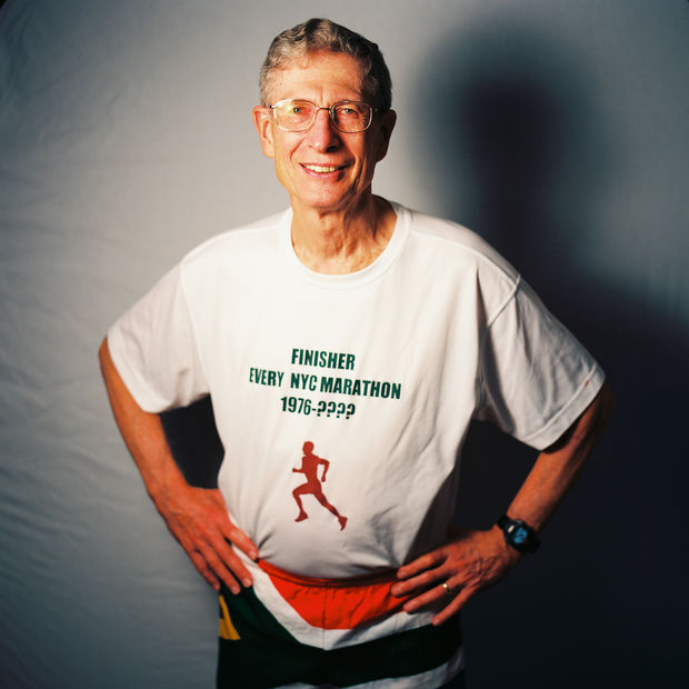 Dave Obelkevich is the only person to have run the New York City Marathon every year since 1976.