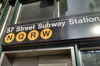 The W train route will start running again on Nov. 7.
