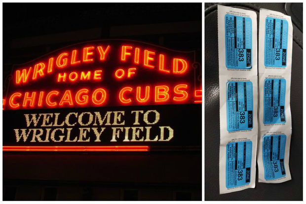 If You Sell Your Wrigleyville Parking Permit You Might Never Get One Again Wrigleyville Chicago Dnainfo
