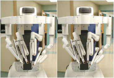 The da Vinci robot is a pioneering robot that works on various patients, officials said.