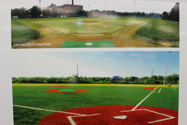 Construction of the fields should begin next spring and take about a year, CPS officials said.