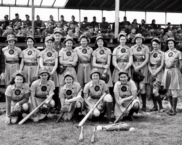 The Rockford Peaches were also owned by Philip K. Wrigley, who also owned the Cubs. Both teams won championships in 1945.