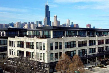 Chicago Police are investigating a shooting that damaged a sprinkler and waste line inside of a University Commons garage in October.