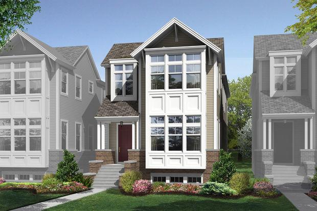 New Construction Single Family Home In Sauganash Glen
