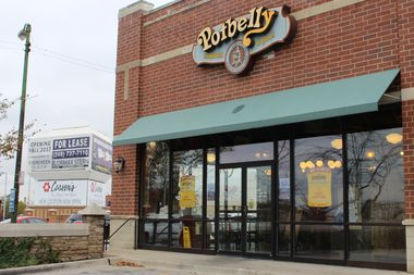 The Potbelly Sandwich Shop at 9501 S. Western Ave. in Beverly plans to move across the street to the newly redeveloped Evergreen Plaza, according to Ald. Matt O'Shea (19th).