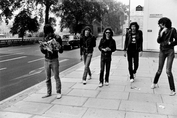 Howl! Happening in the East Village is hosting on Friday a talk about punk rock artist Arturo Vega, known for having designed the Ramones logo.