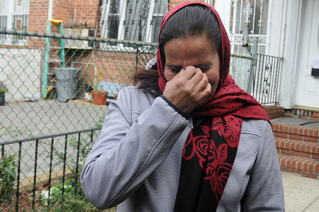 Rani Bedi choked back tears after her great nephew was fatally struck by a van.