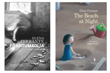 Ferrante's new books,