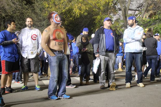 Cubs World Series Game 3