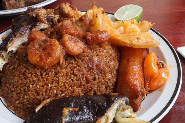 Senegalese Food