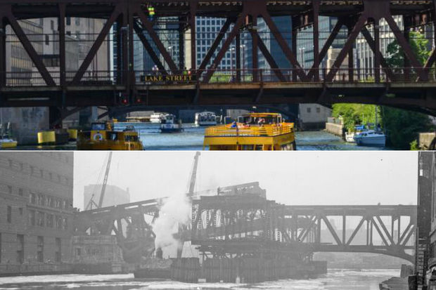 Lake Street bridge turns 100 on Nov. 6, 2016.