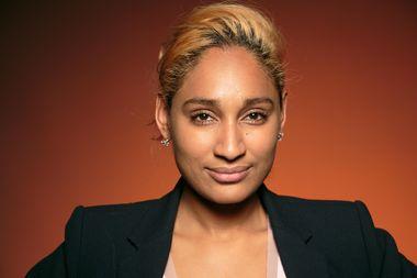 Chelsea Film Festival co-founder Ingrid Jean-Baptiste.