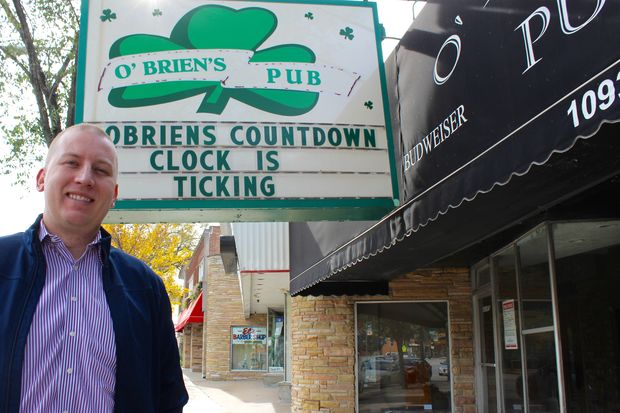 John Brand of Morgan Park shut down O'Brien's Pub in Morgan Park Monday night and will soon transform the property at 10934 S. Western Ave. into Open Outcry Brewing Co. The brewpub will feature craft beer and a wood-fired oven with Neapolitan pizza, salads, paninis and more.