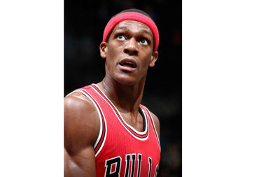 New Chicago Bull guard Rajon Rondo has been sporting his signature headband in games despite the team's longstanding headband ban.
